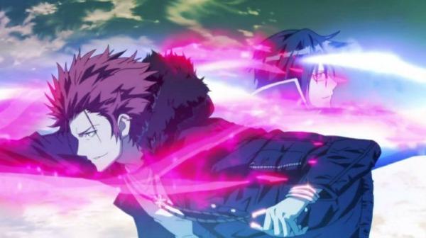 War Anime K