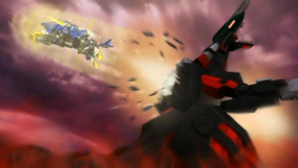 War Anime Zoids