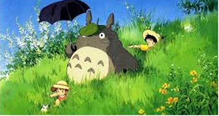 Tonari no Totoro, Mei Kusakabe, Satsuki Kusakabe