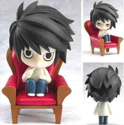 Death Note, L