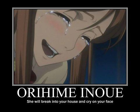 Bleach Orihime Inoue