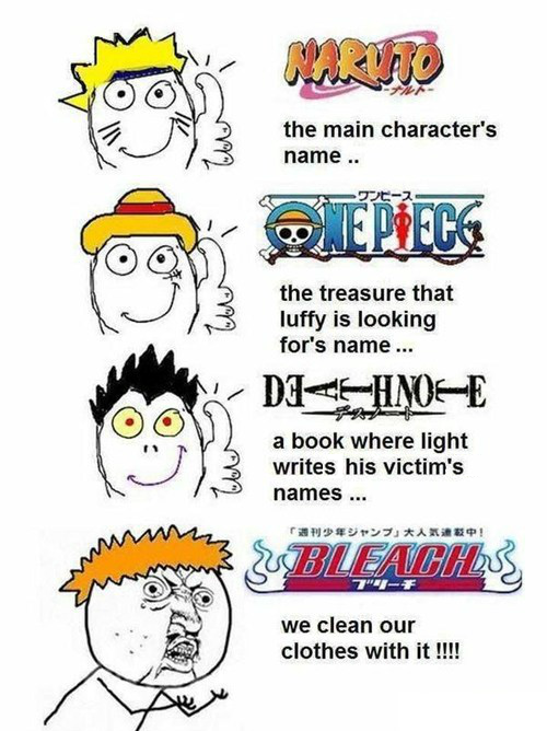 Bleach Titles