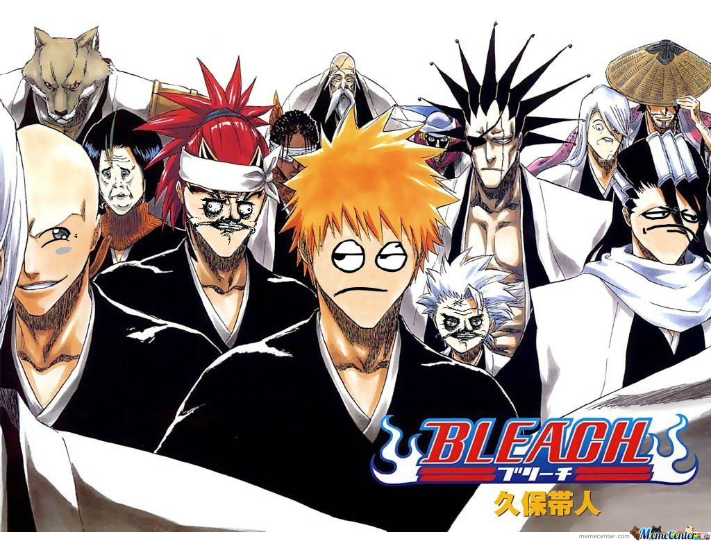 Bleach meme