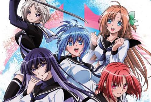 15 best anime gender bender Kämpfer