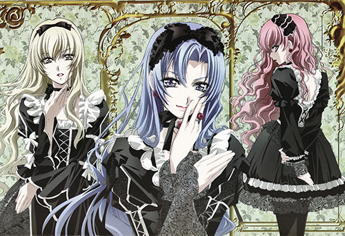 15 best anime gender bender Princess Princess