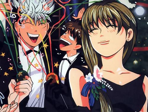 15 best anime gender bender Tenshi na Konamaiki