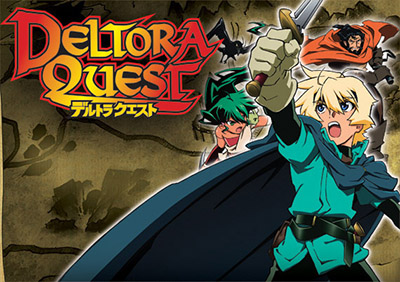 25 best kids anime Deltora Quest