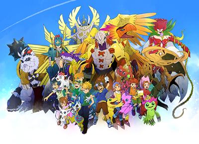 25 best kids anime Digimon Adventure