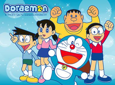 25 best kids anime Doraemon