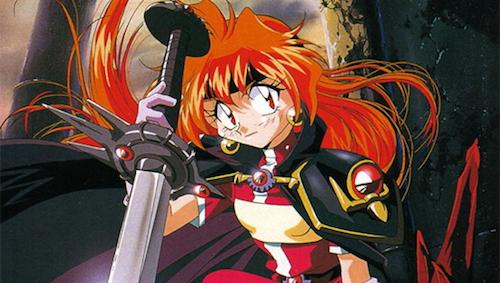 "Slayers: Lina ""Dragon Spooker, Dragon Slayer, Bandit Killer, Slayers"" Inverse"
