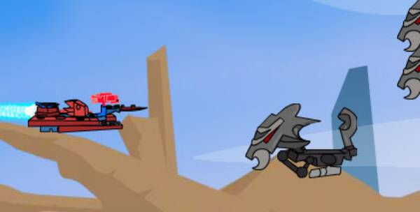 Tenkai Knights, Game, Race to Redemption
