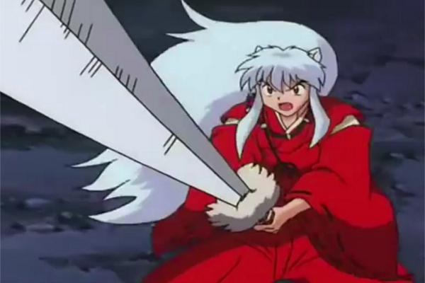 Top 20 Anime Weapons Tessaiga InuYasha