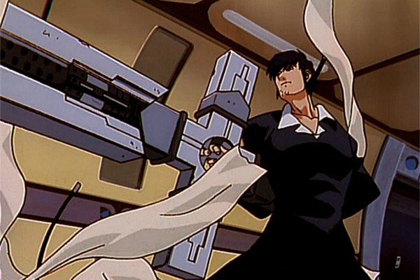 Top 20 Anime Weapons Cross Punisher Trigun