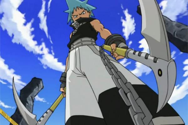 Top 20 Anime Weapons Soul Eater Chain Scythe