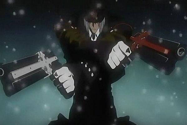 Top 20 Anime Weapons Gungrave Cerberus Guns