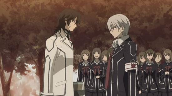 Vampire night school uniform