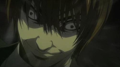 Deathnote, Yagami light