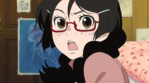 Tsukimi Kurashita Kuragehime anime lips