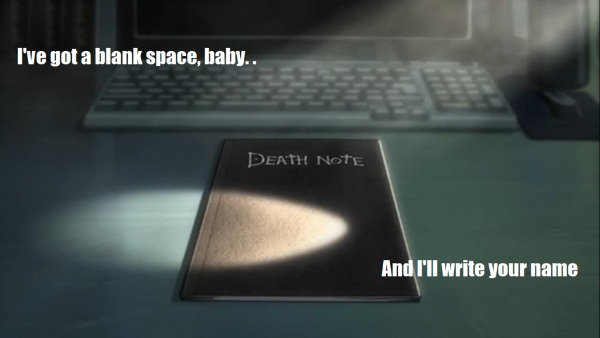 Death Note Meme 15