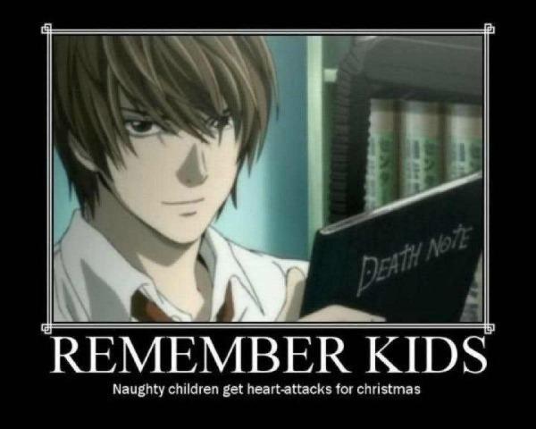 Death Note Meme 11
