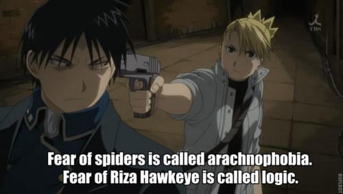 Fullmetal Alchemist meme, Riza Hawkeye