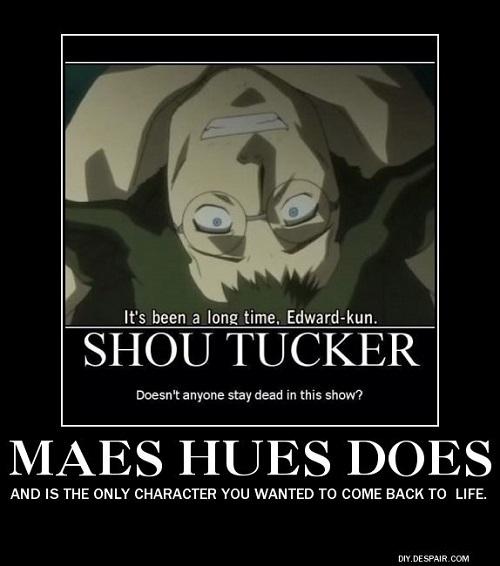 Fullmetal Alchemist meme