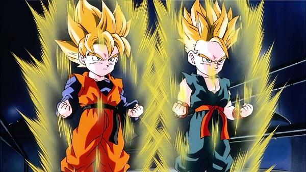 Dragon Ball Z Goten and Trunks
