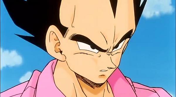 Dragon Ball Z Vegeta