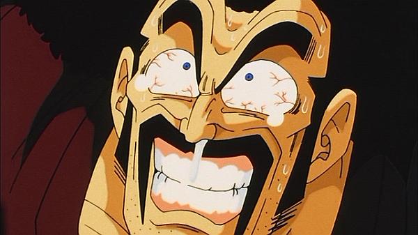 Mr Satan Dragon Ball Z
