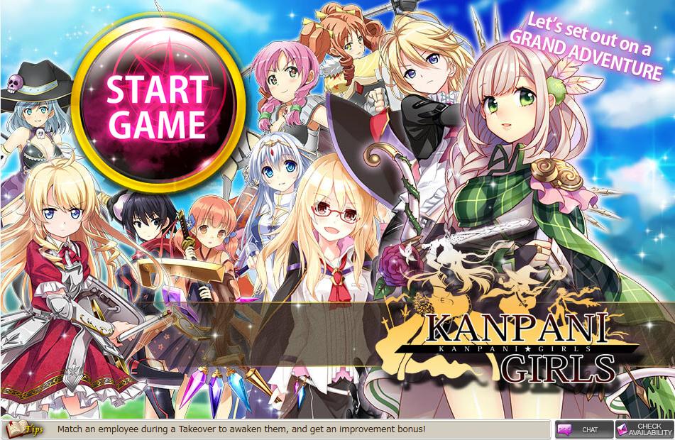 Kanpanigirls Homepage