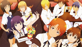 Top Twenty Anime 2015 - Working!!!