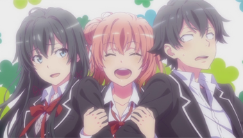 Top Twenty Anime 2015 - Yahari Ore no Seishun Love Comedy wa Machigatteiru Zoku