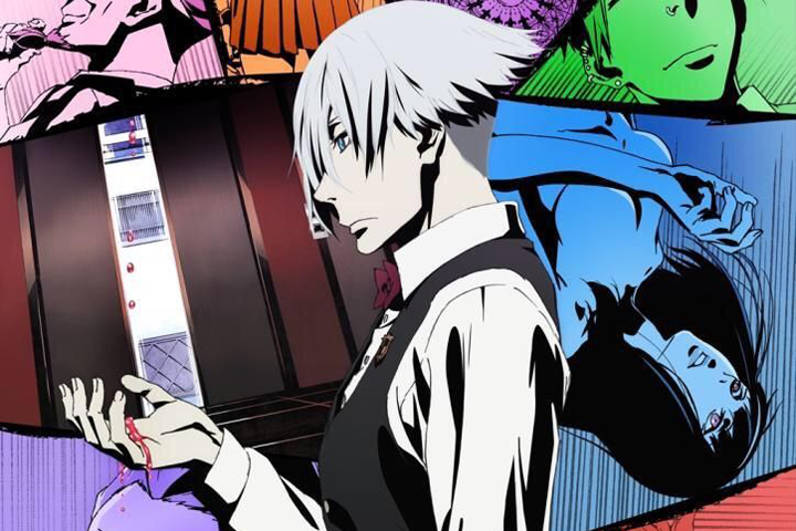 Top Twenty Anime 2015 - Death Parade