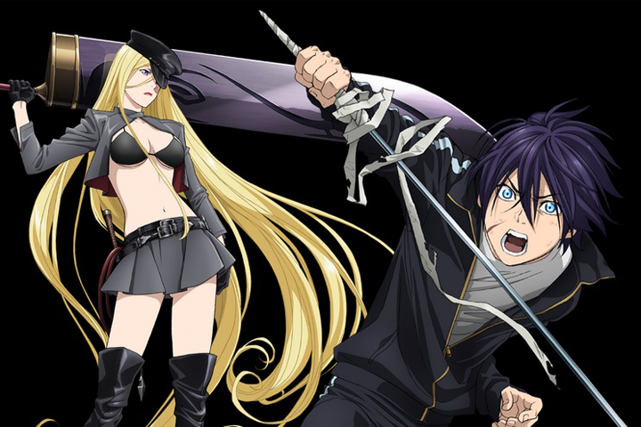 Top Twenty Anime 2015 - Noragami Aragoto