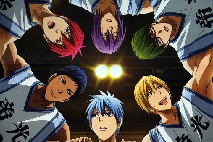 Top Twenty Anime 2015 - Kuroko no Basket