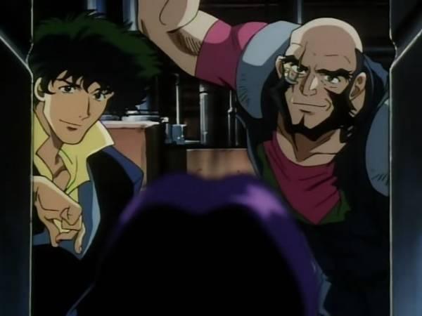 Cowboy Bebop, Anime, Friendship,