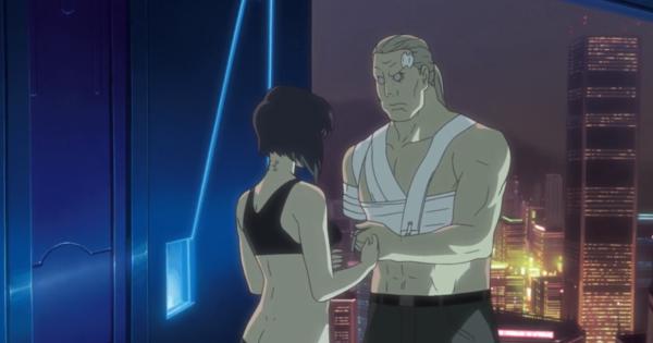 Ghost in the Shell: Stand Alone Complex, Anime, Friendship, Friend, Motoko Kusanagi, Batou