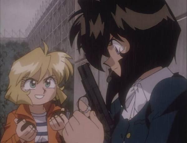 Gunsmith Cats, Anime, Friendship,