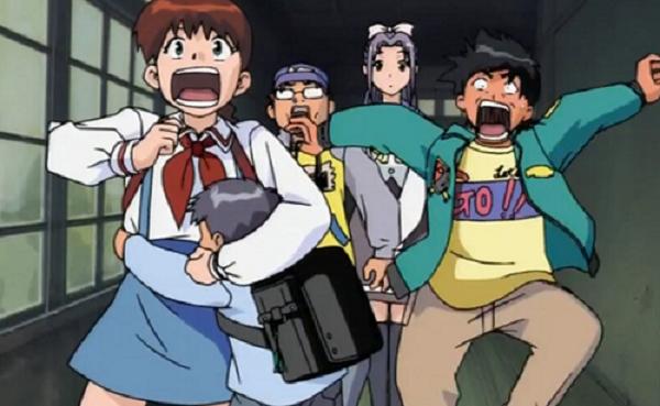 Gakkou no Kaidan Ghost Stories Dubbed Anime Funny Kids