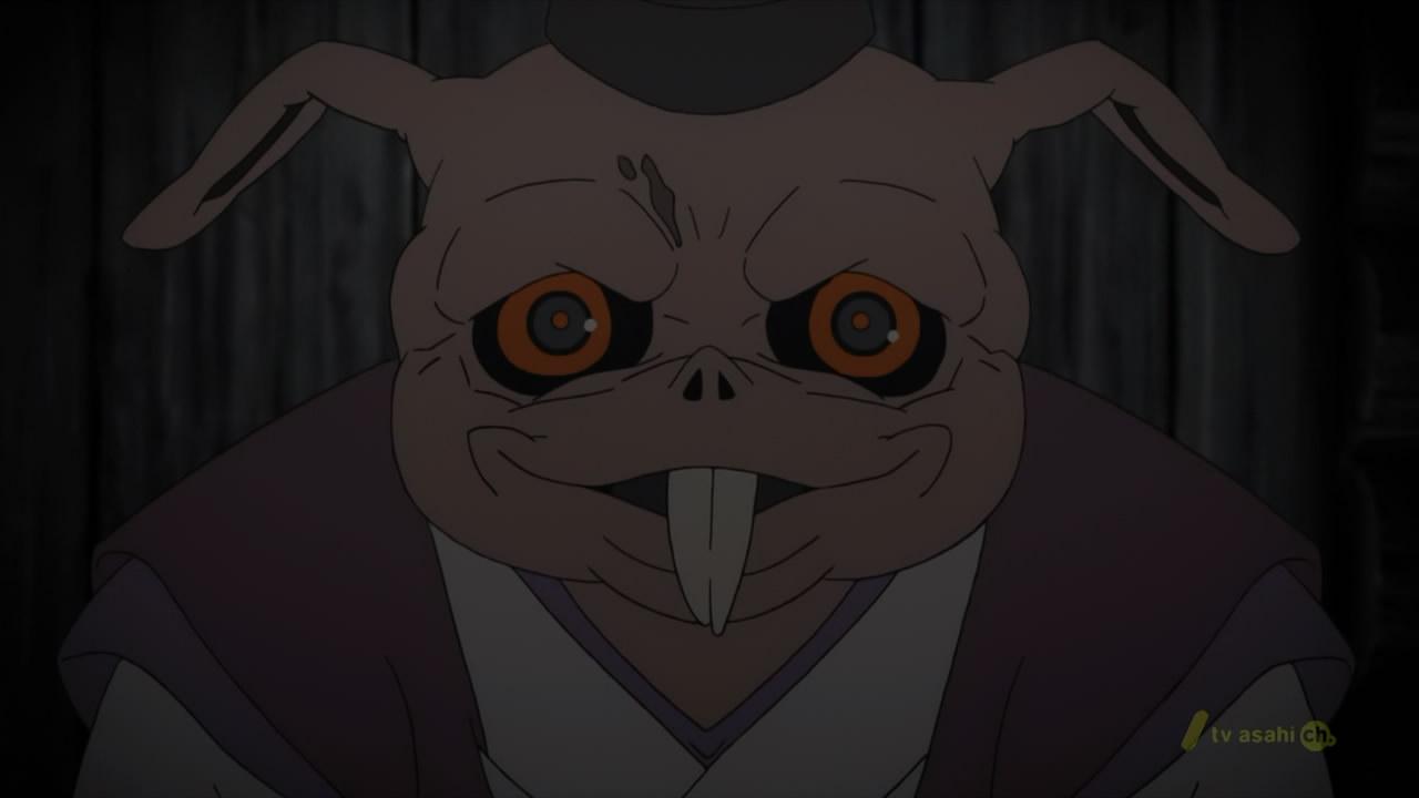 Yakomaru anime villain