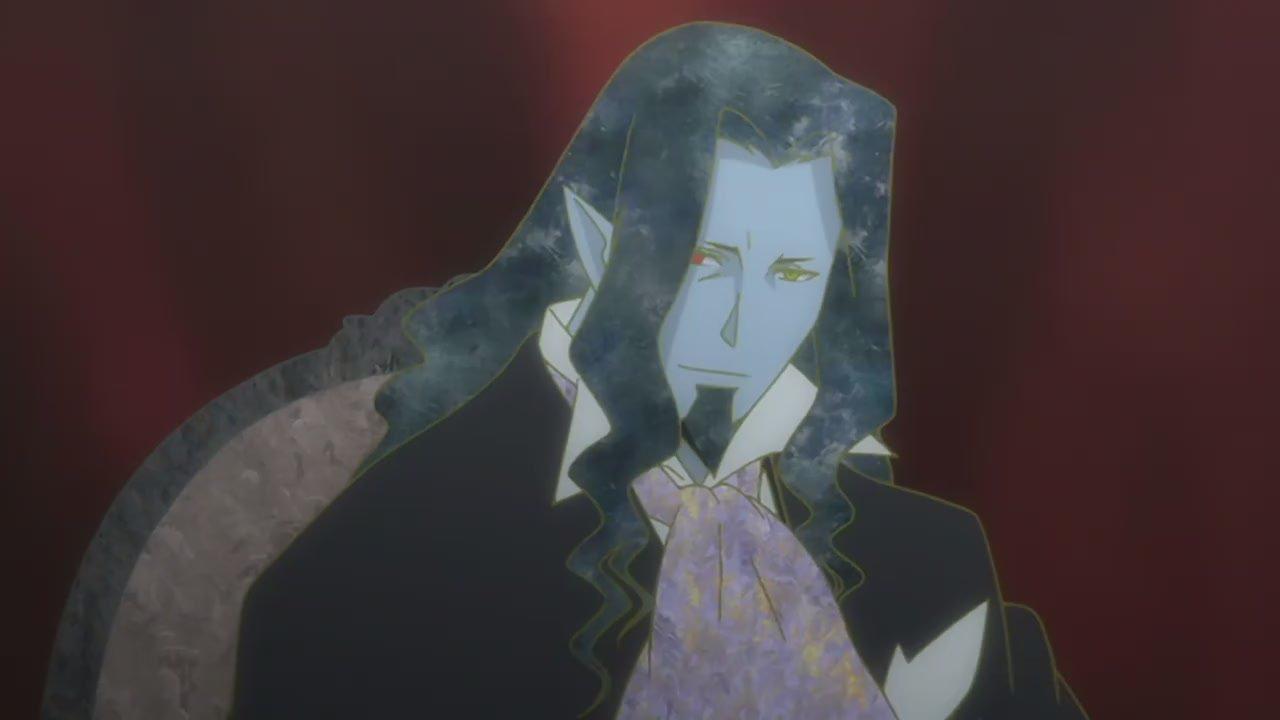 Gankutsuou anime villain