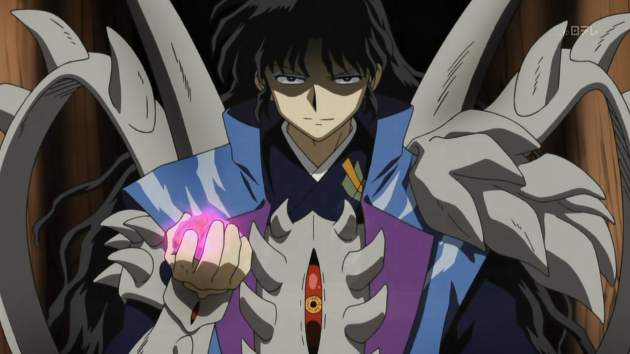 Naraku anime villain