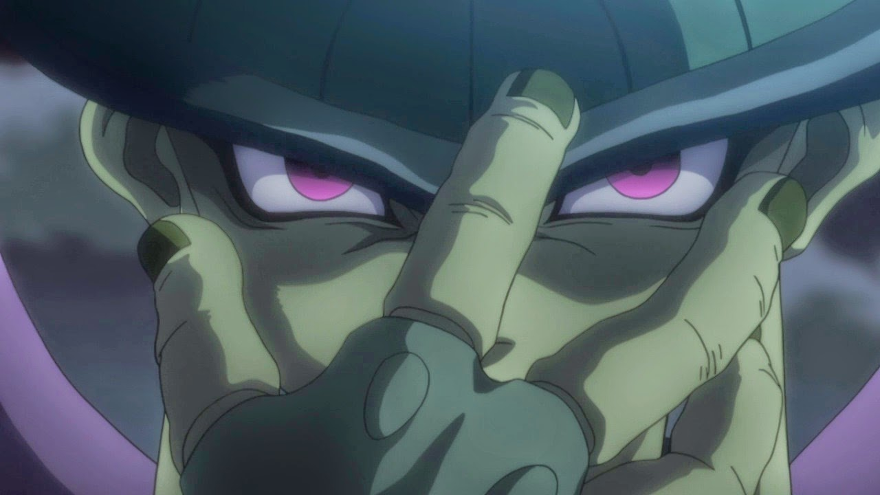 Meruem anime villain