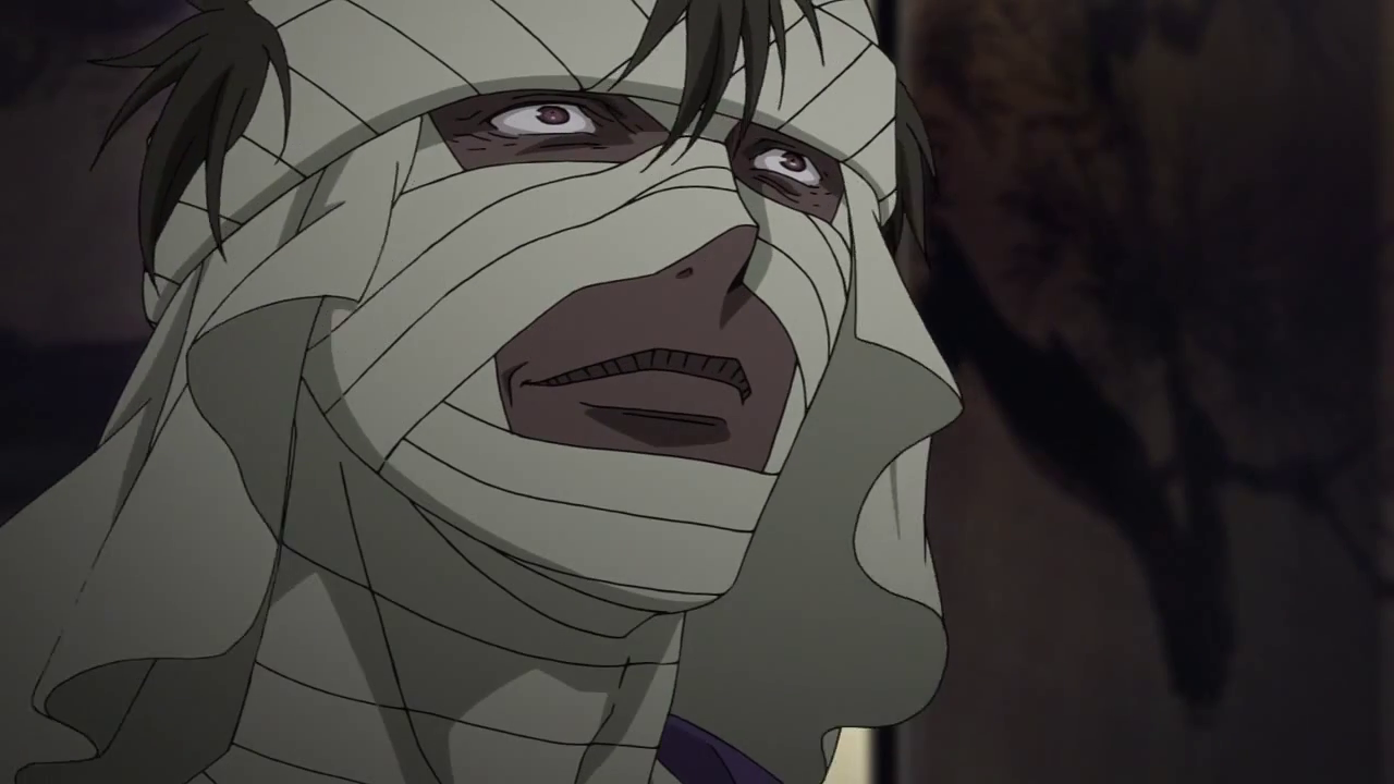 Shishio Makoto anime villain