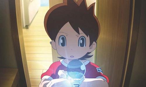 Youkai Watch games , Keita Amano