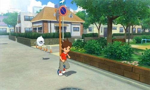 Youkai Watch games