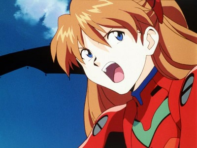 Asuka Langley Soryu from Neon Genesis Evangelion is the best waifu in anime!