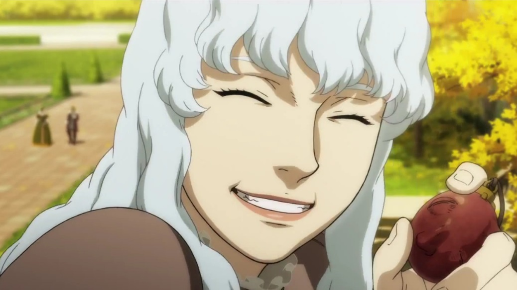 Griffith Berserk yandere meaning definition