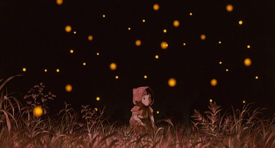 Hotaru no Haka - Setsuko Yokokawa alone Best Anime Movies to Kick-Start 2016