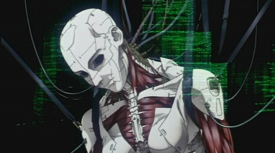 Ghost in the Shell - Cyborg Creation Best Anime Movies to Kick-Start 2016
